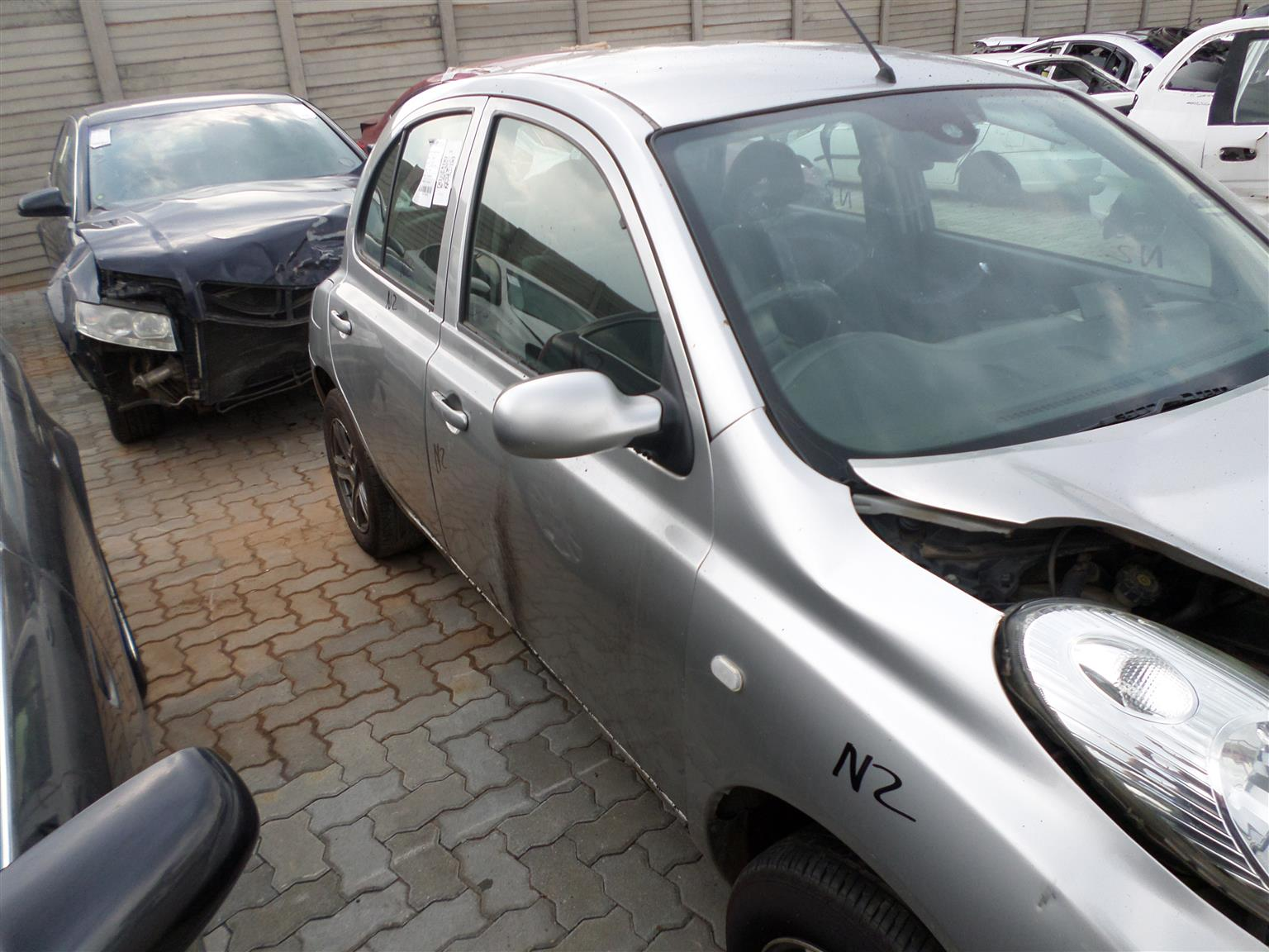 Nissan Micra 1.4 comfort [d60] 2004 model stripping for all parts