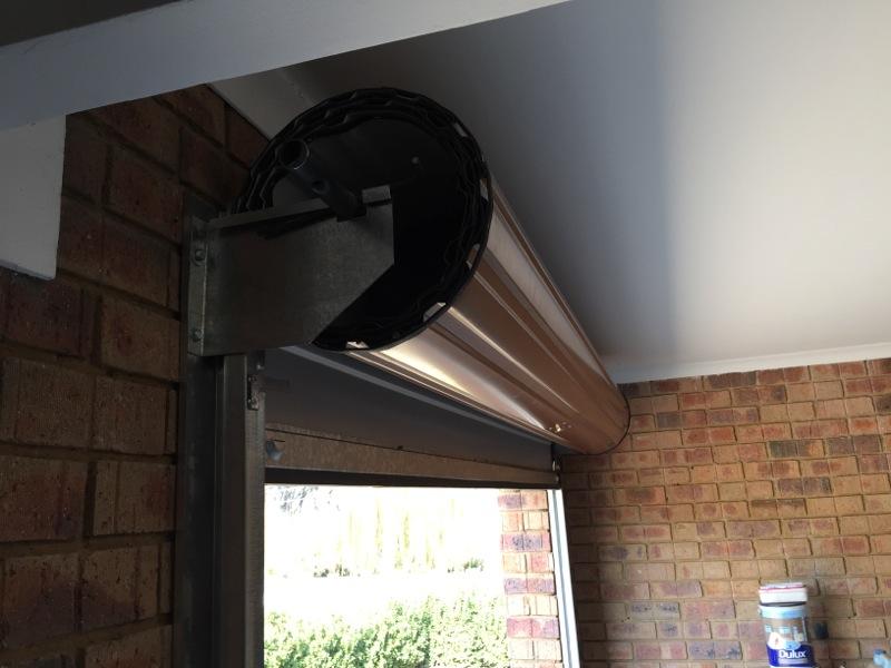 Steel Garage Roller Doors in Melville