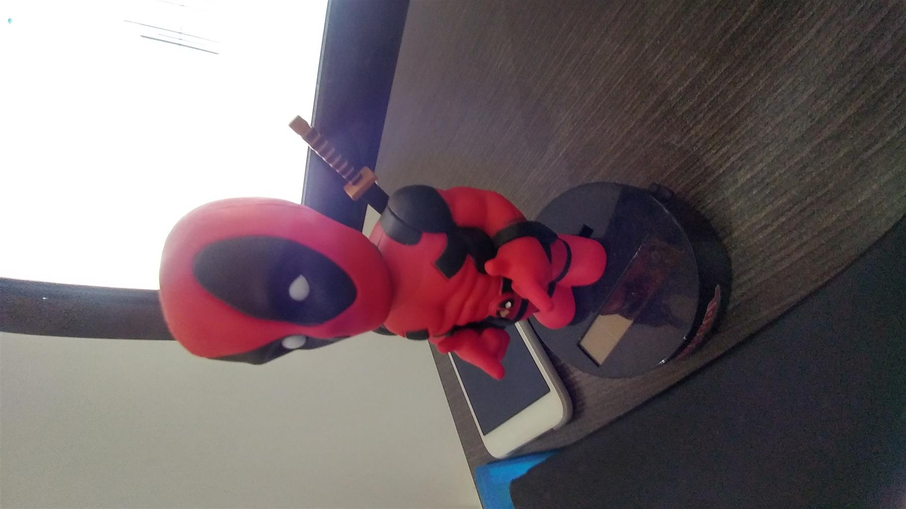 Deadpool bobblebody