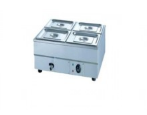 Table Model Bain Marie includes 4 inserts+lids