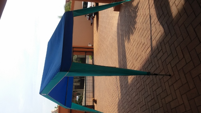 Used gazebo in excellent condition