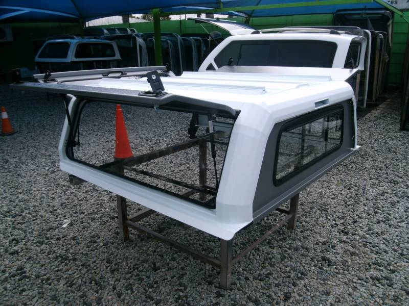 new aluminium canopy rhinocab ford ranger t6/t7 double cab