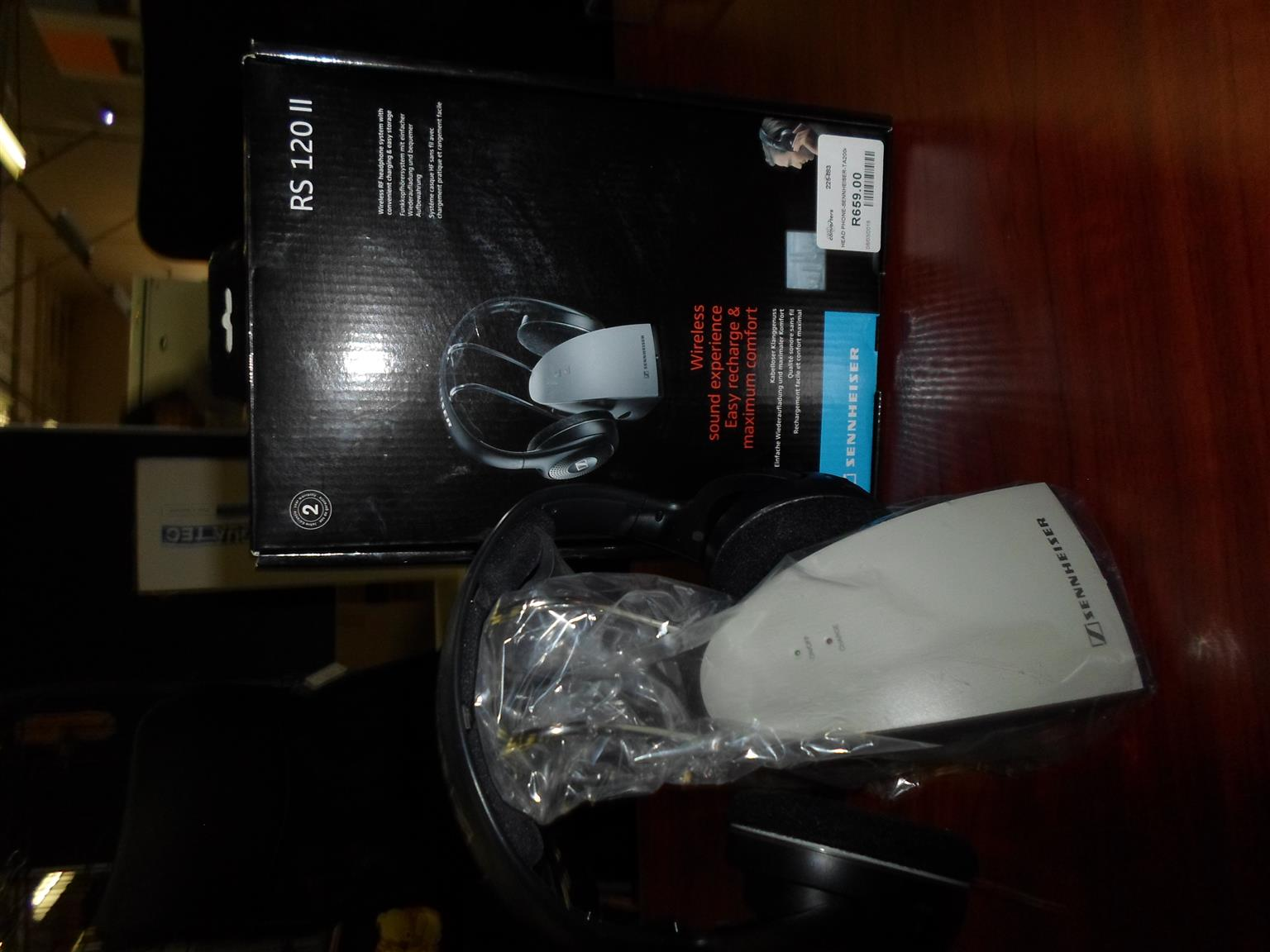 Sennheiser Wireless Sound Headphones
