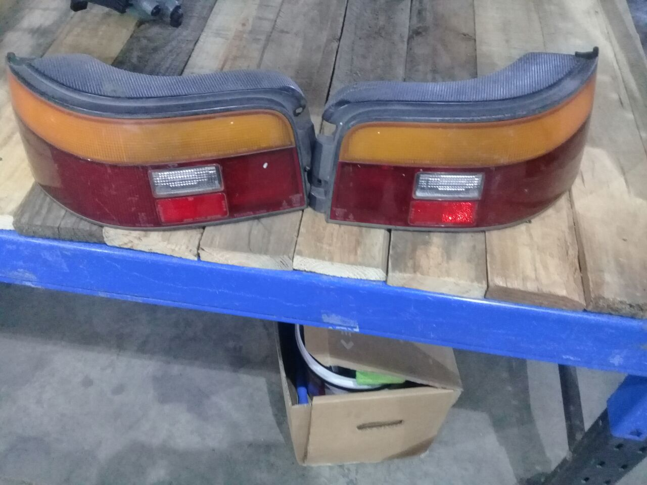 toyota conquest tail lights for sale