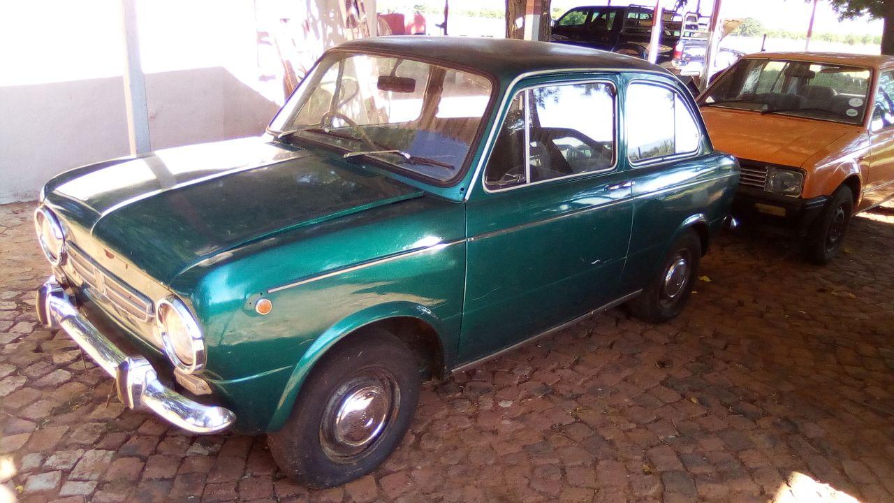 1970 Fiat Doblo Junk Mail 500 For Sale