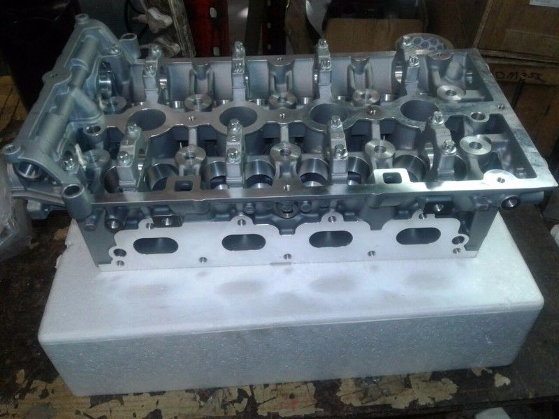 CHEVY CRUZE F18D4 CYLINDER HEADS