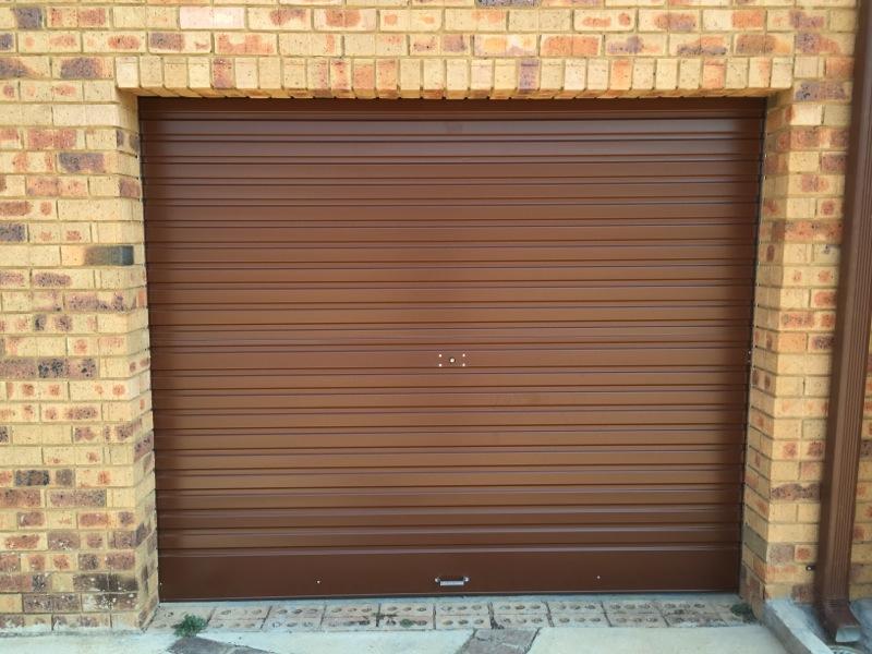 Steel Roller Type Door Kits or Installations in Fourways