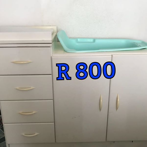 3IN1 Baby cabinet