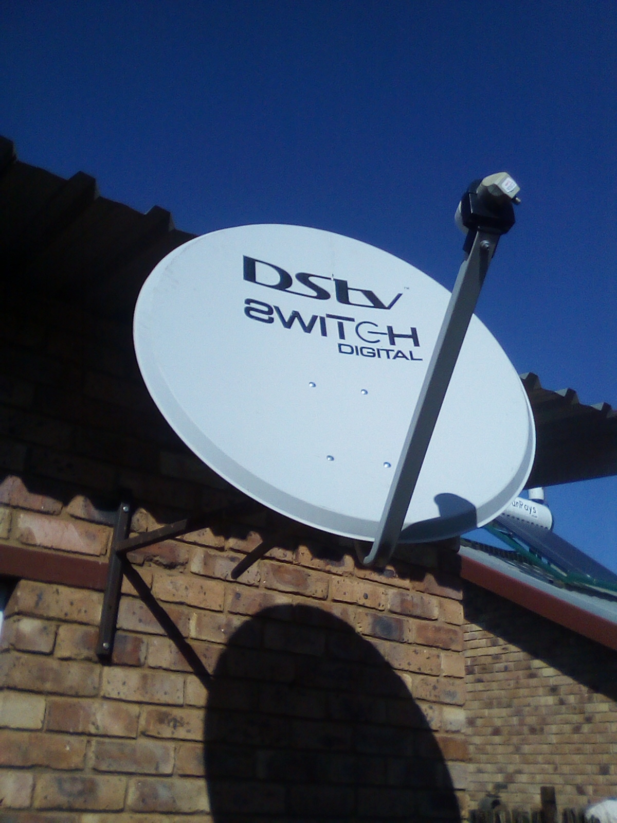 OVHD and Dish