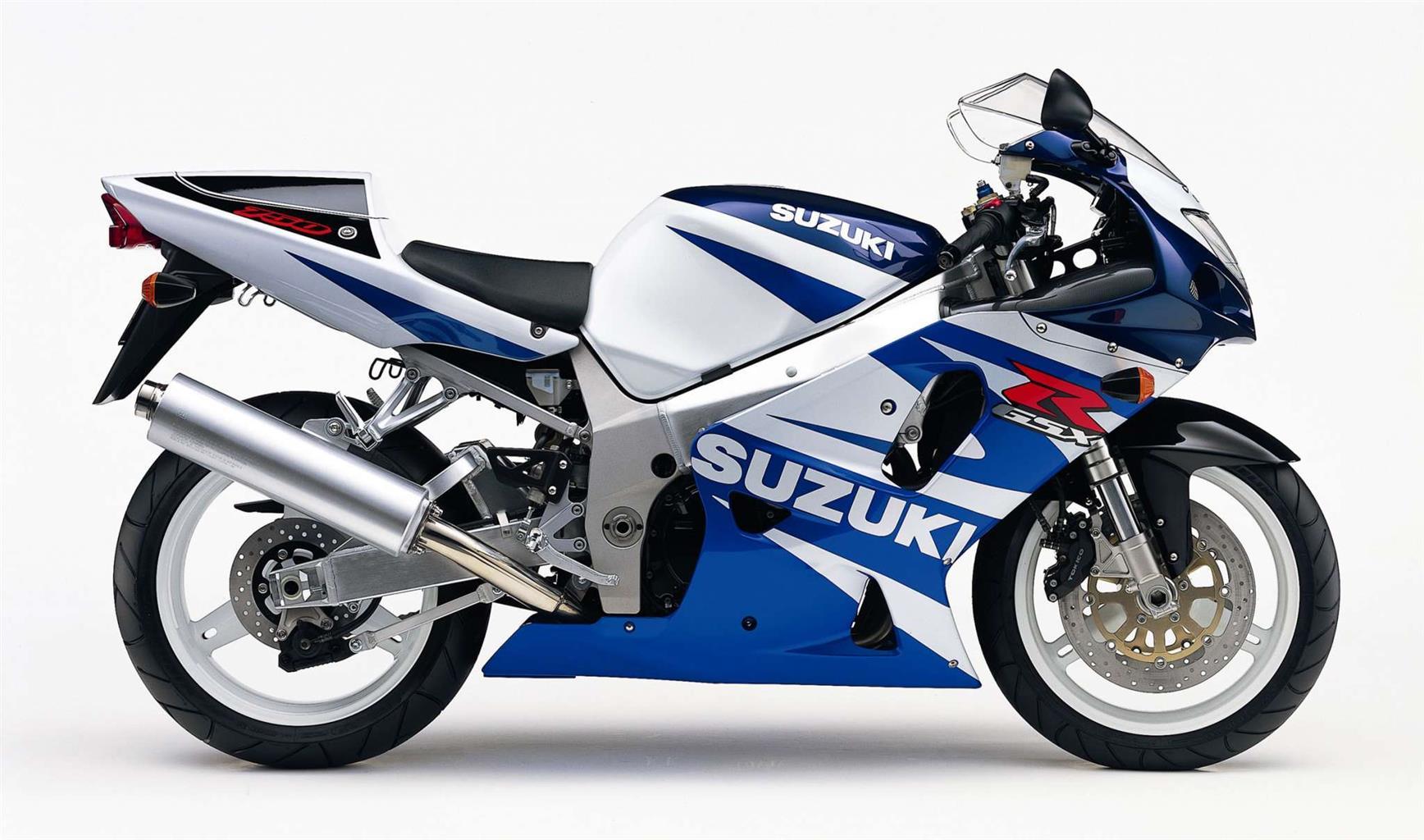 Suzuki GSXR750 2002 complete bike breaking for spares