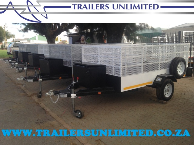 TRAILERS UNLIMITED. UTILITY 3500 X 1700 X 900.