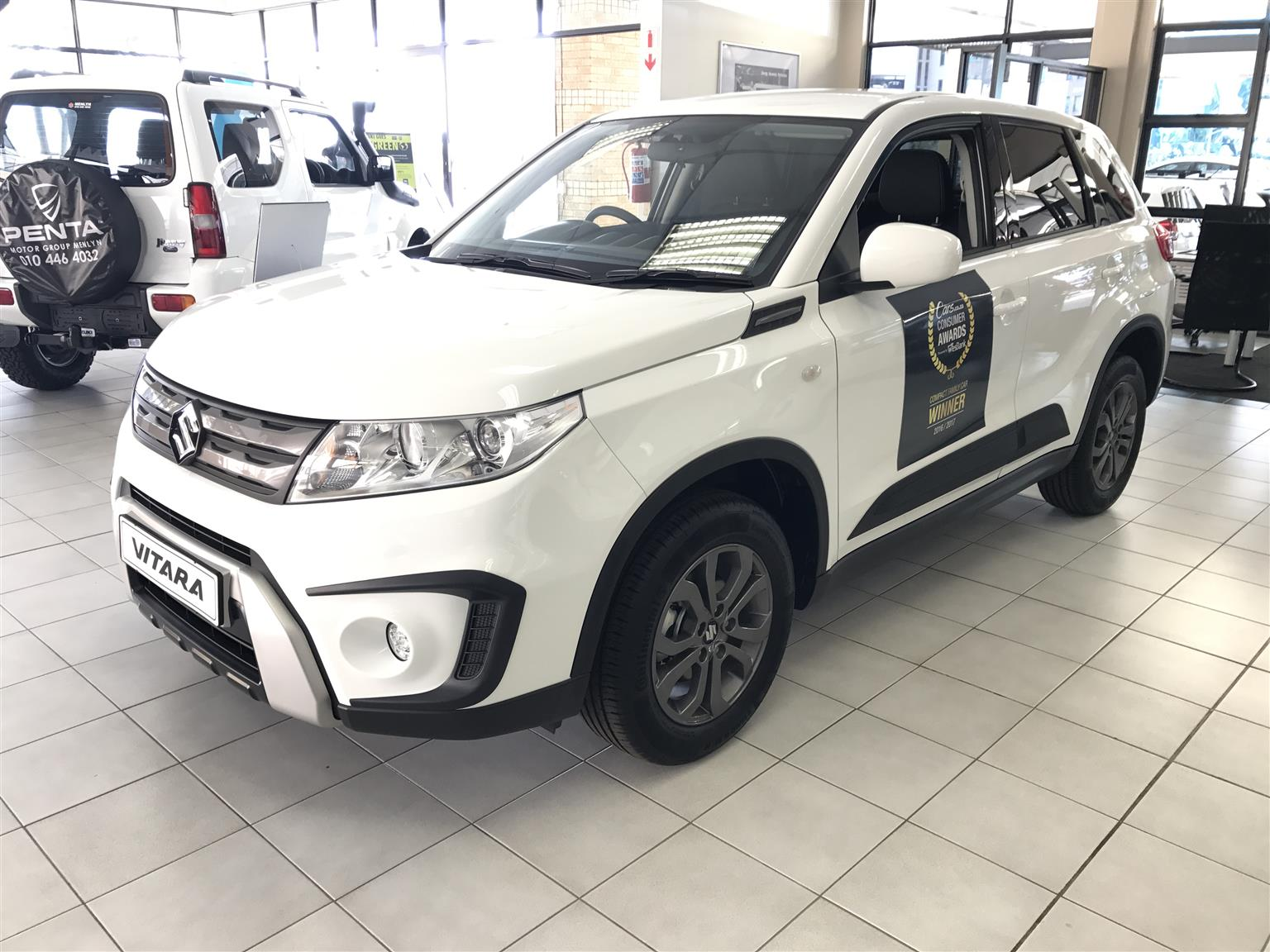 Electric Cars For Sale >> 2018 Suzuki Vitara 1.6 GL+ | Junk Mail