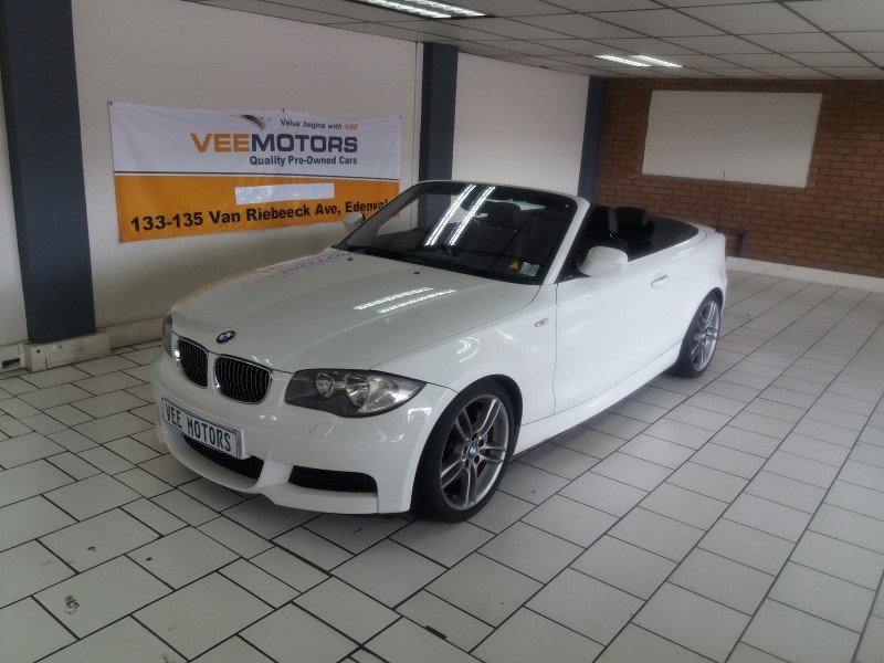 2010 Bmw 1 Series 135i Convertible Auto Junk Mail