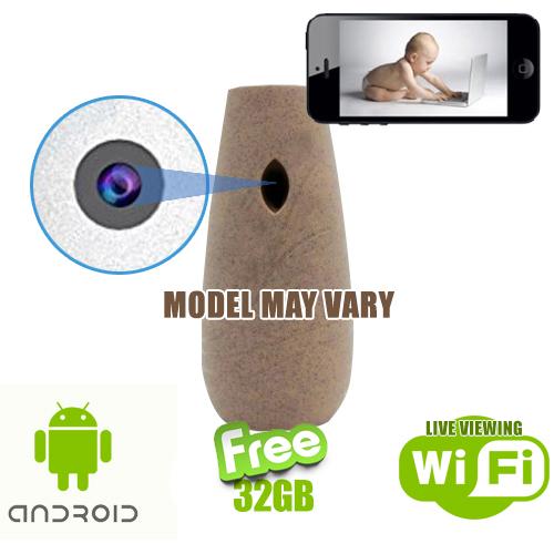 Cheapest Air Freshener Spy Camera from Spy Shop SA