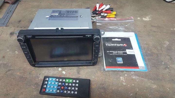 Tomtom Satellite Navigation system