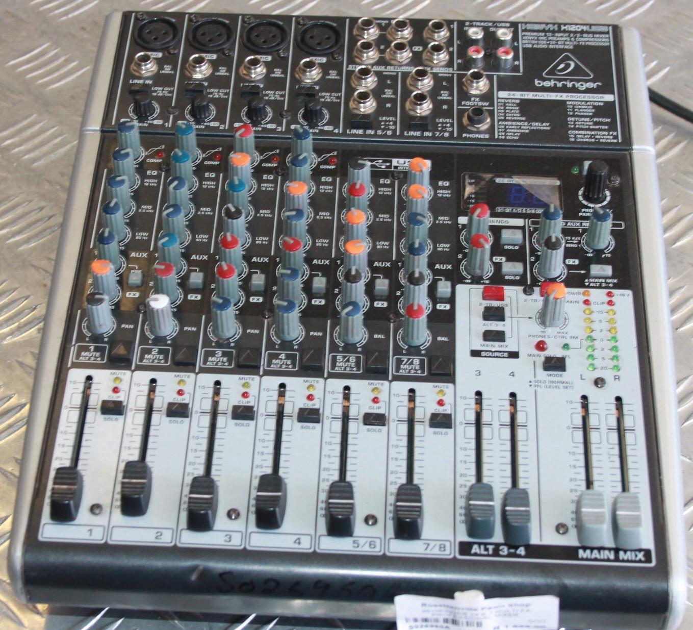 Behringer professional mixer S026960a #Rosettenvillepawnshop