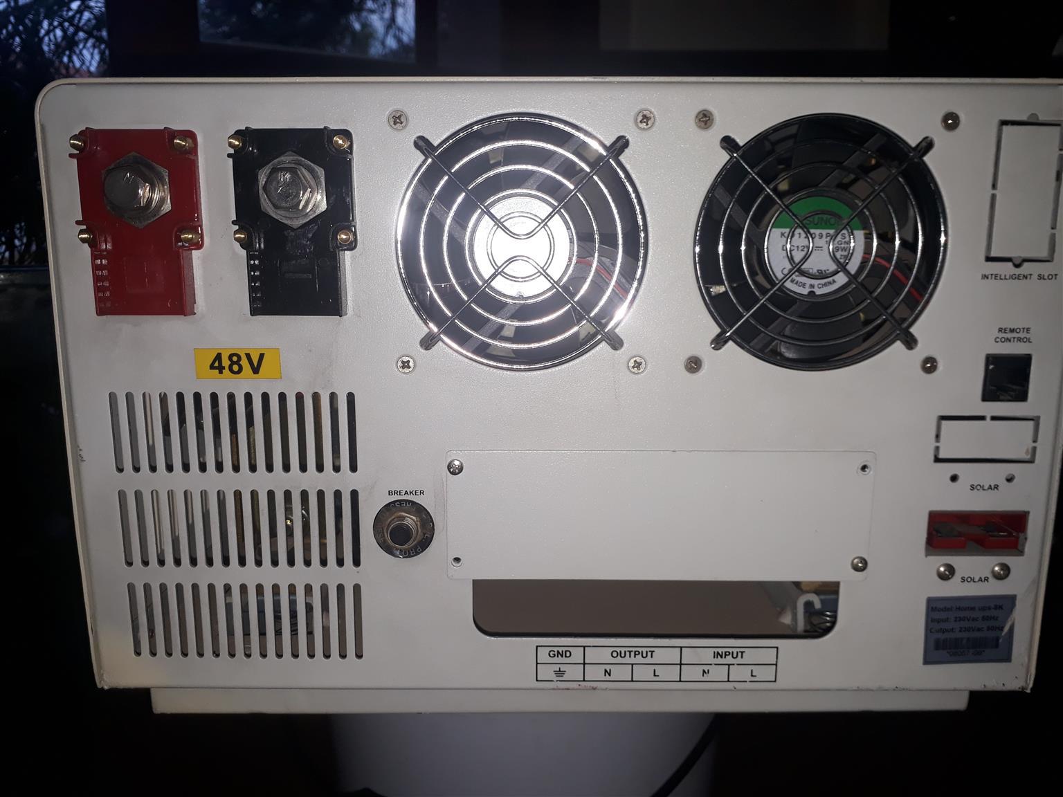 8000 w ups inverter