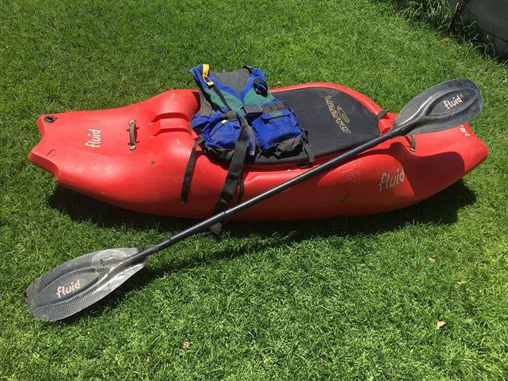 Fluid Flirt Kayak