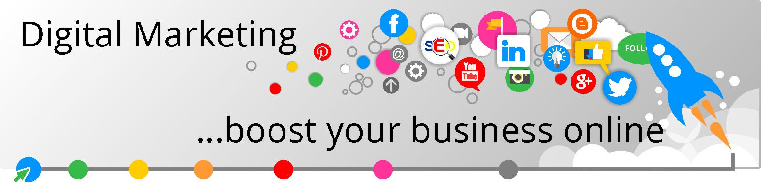Digital Marketing and Graphic Design services