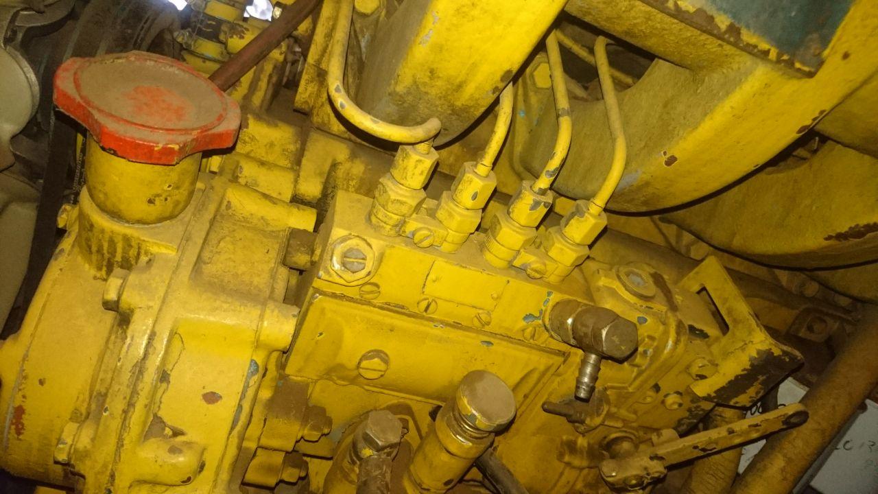 Diesel engine's