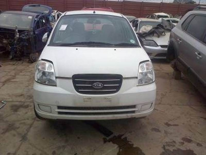 Kia Picanto now for stripping of parts