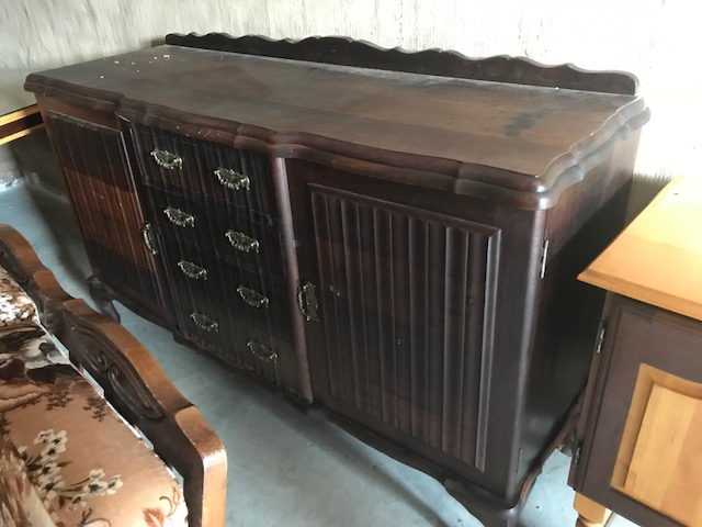 Ball and claw furniture