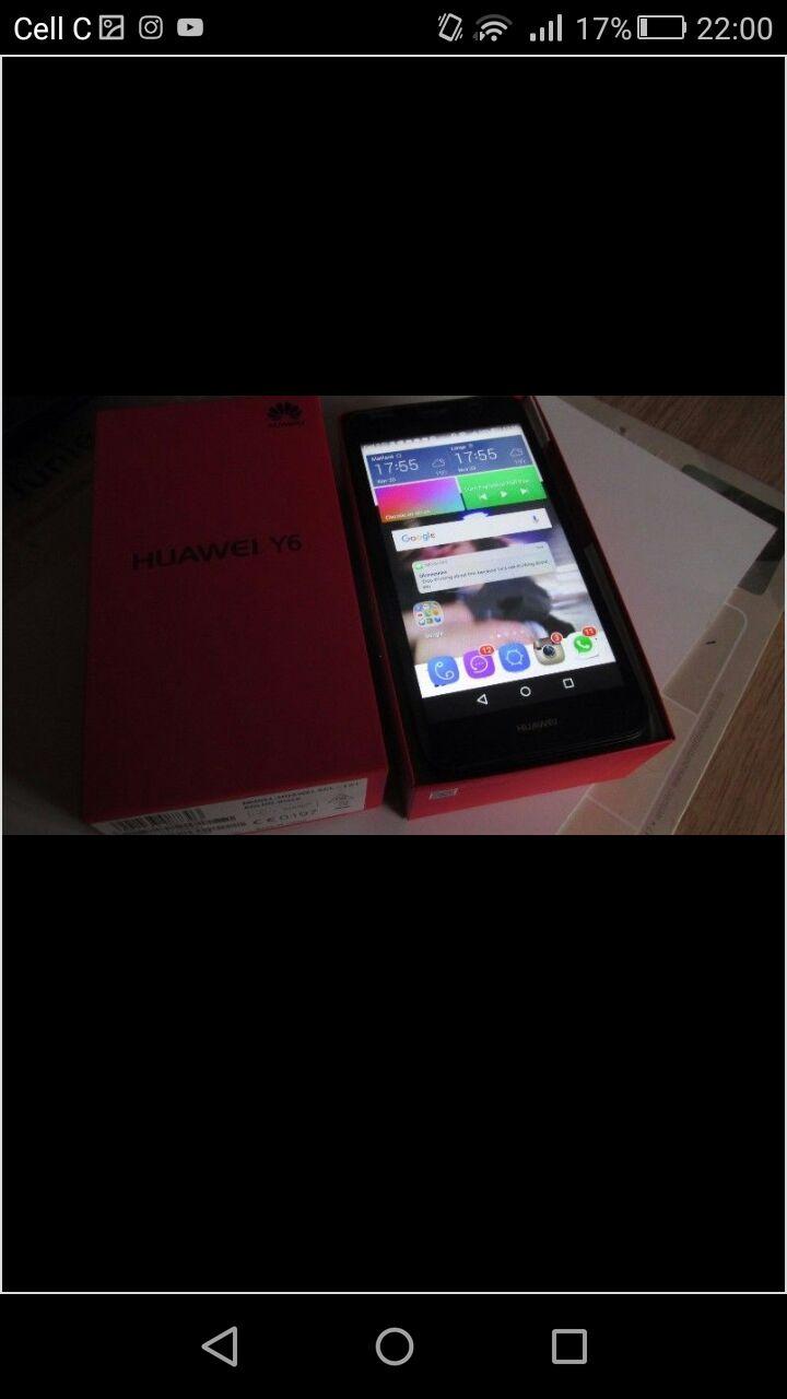 Urgent Huawei Phone