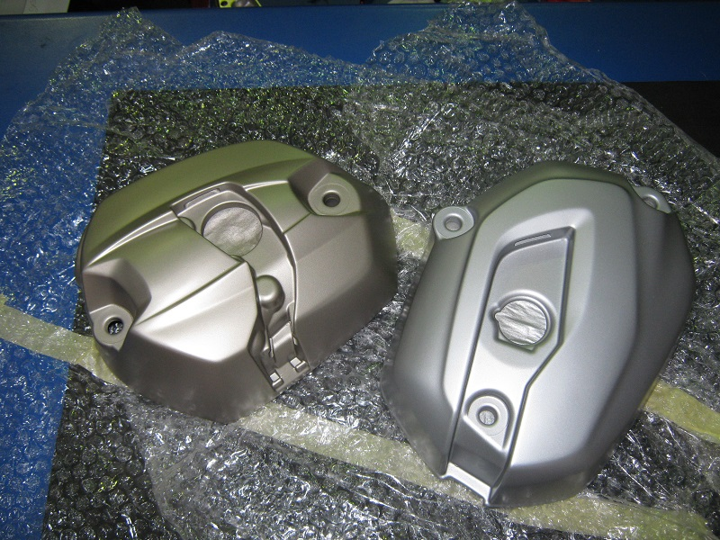 Cylinder head covers