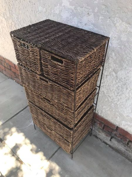 Basket unit