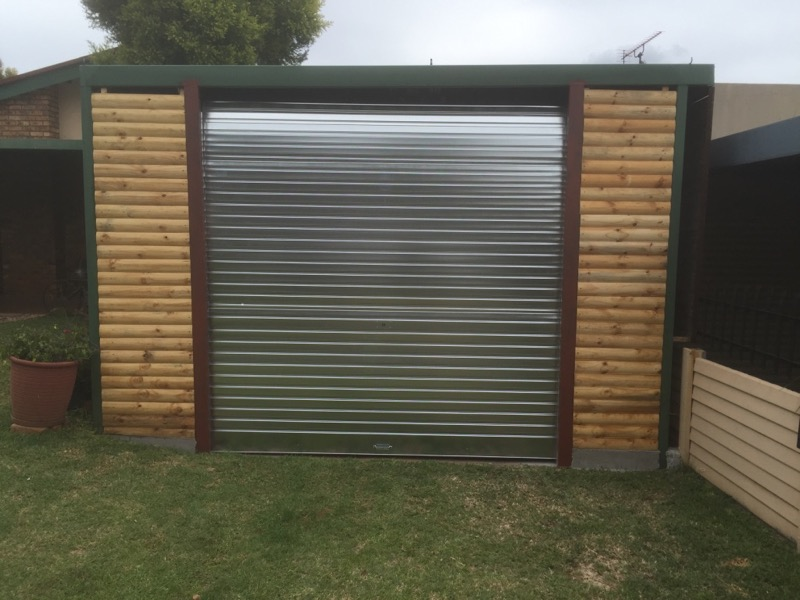 Steel Roller Type Door Kits or Installations in Brakpan
