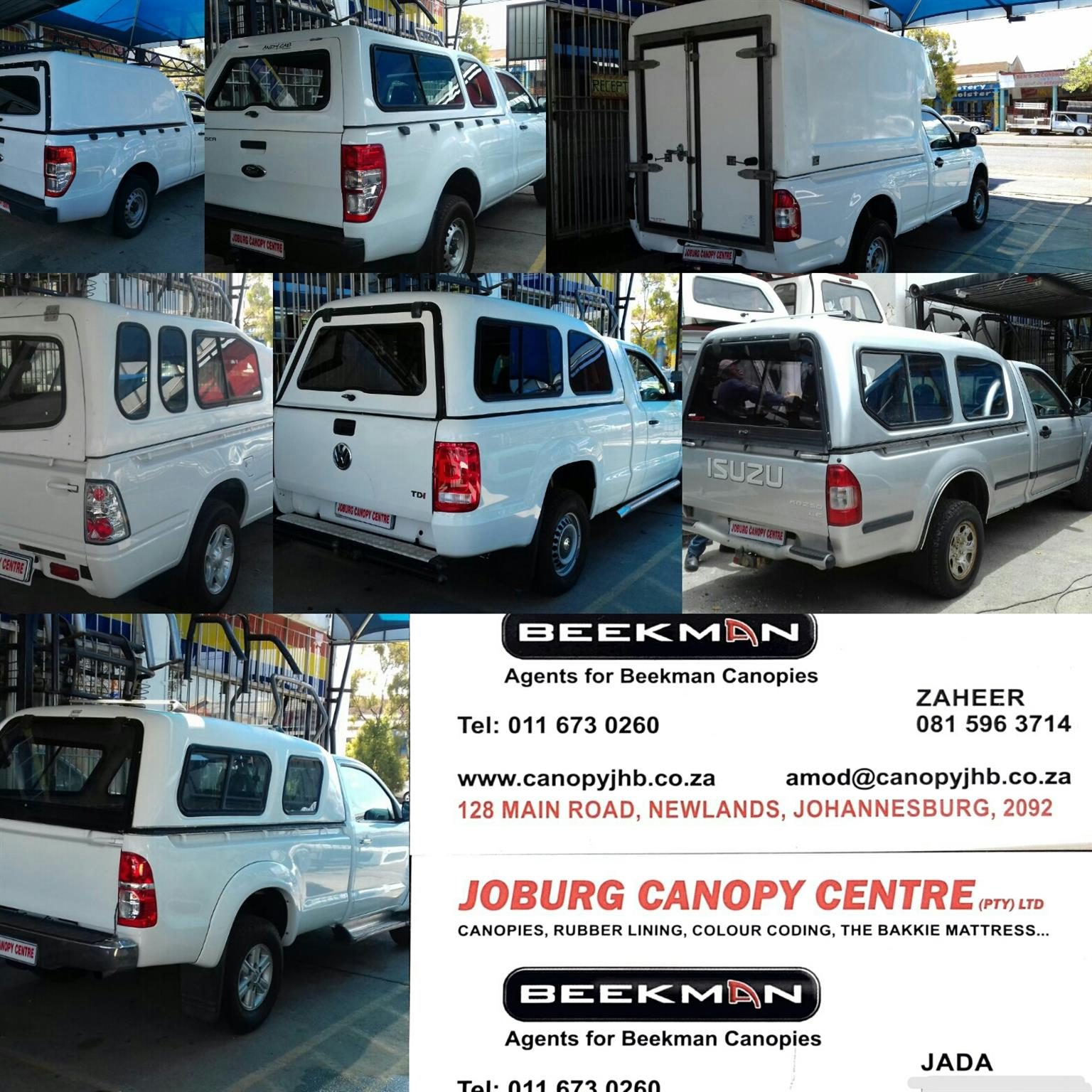 Joburg Canopy Centre
