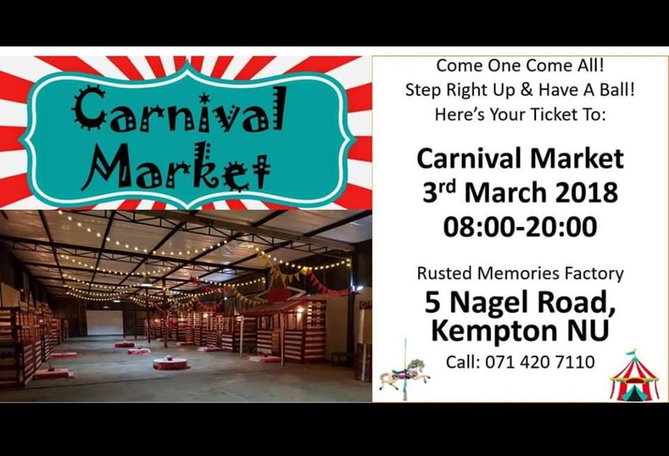Free Entrance-Carnival Factory Market
