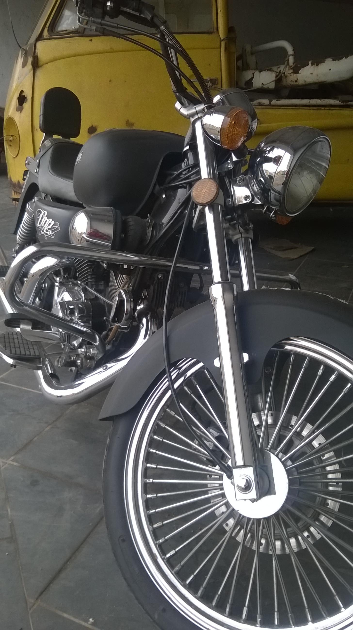 250cc Big Boy In Bikes In South Africa Junk Mail