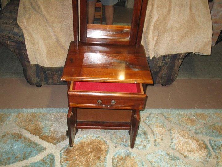 SMALL U0027u0027SOLID WOODu0027u0027 DRESSING TABLE ...