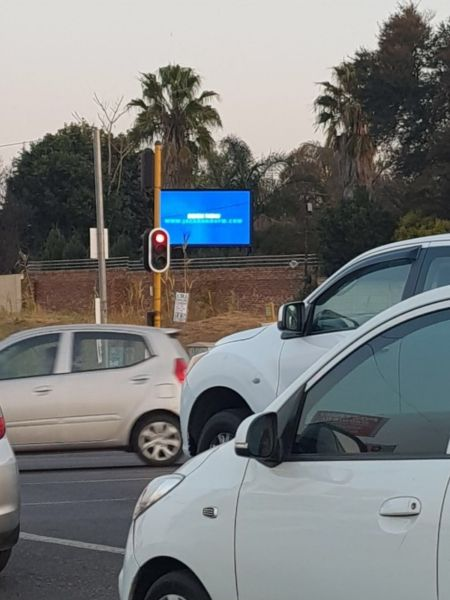 DIGITAL BILLBOARD SPECIAL LIKE NO OTHER: ADVERTISE FOR ONLY R3000PM