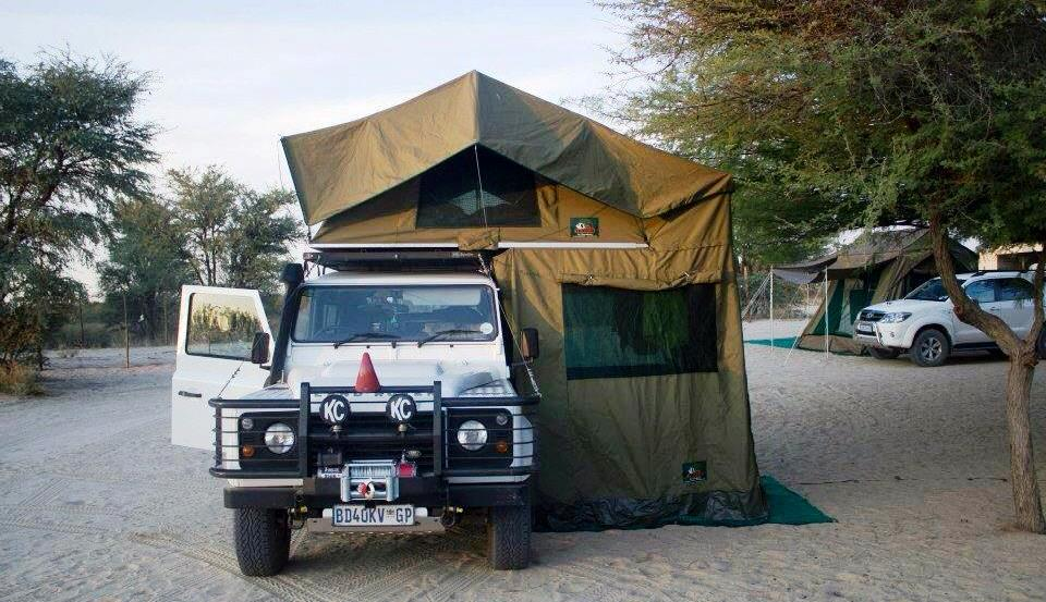 1.4 Pro Tentco Rooftop Tent