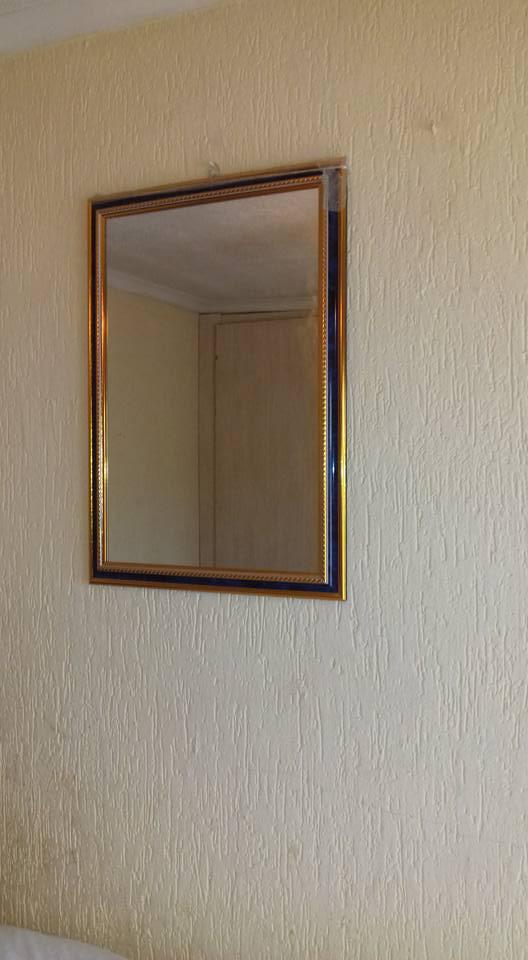 Passage mirror
