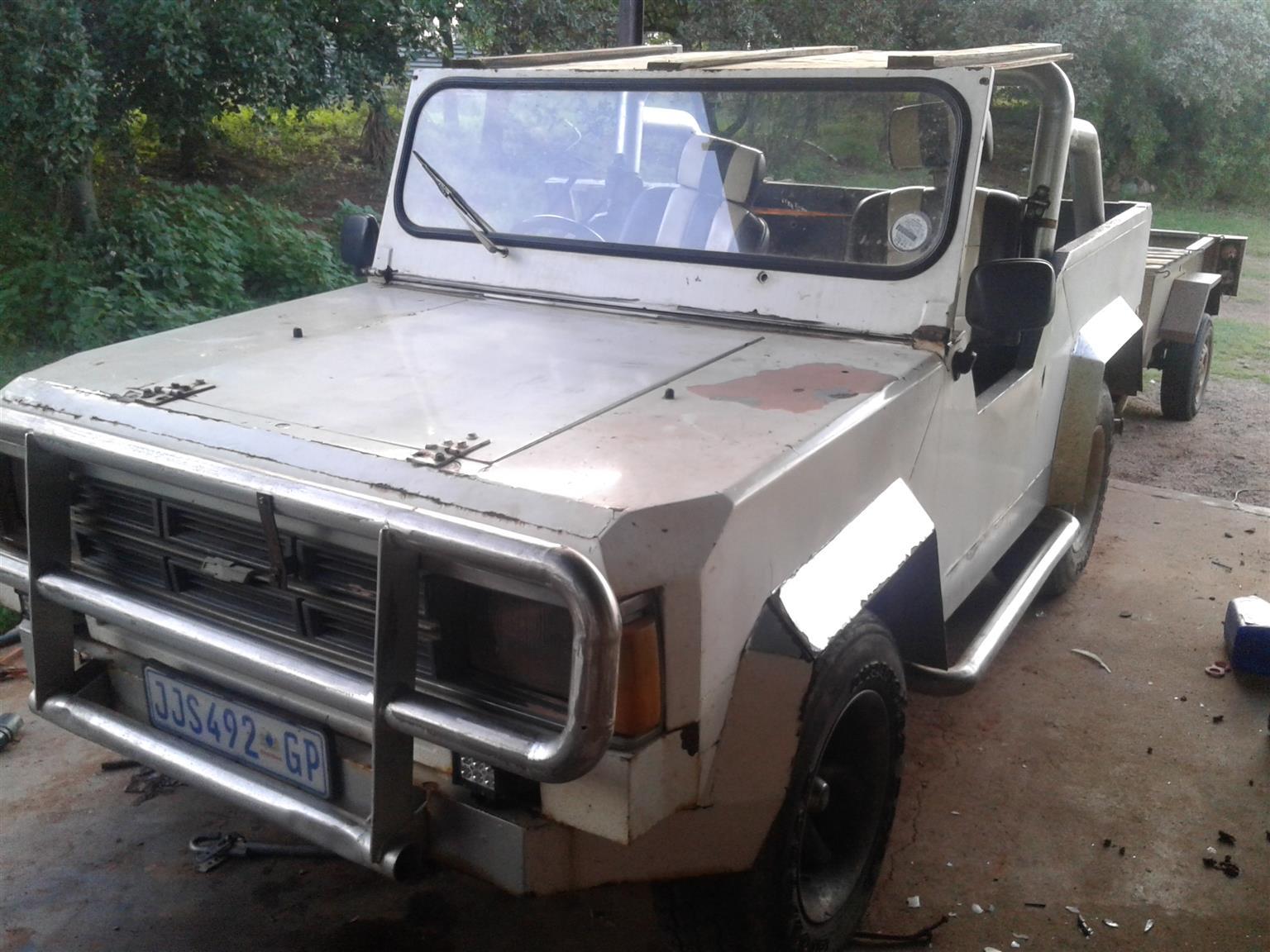 1980 Chevrolet Vivant