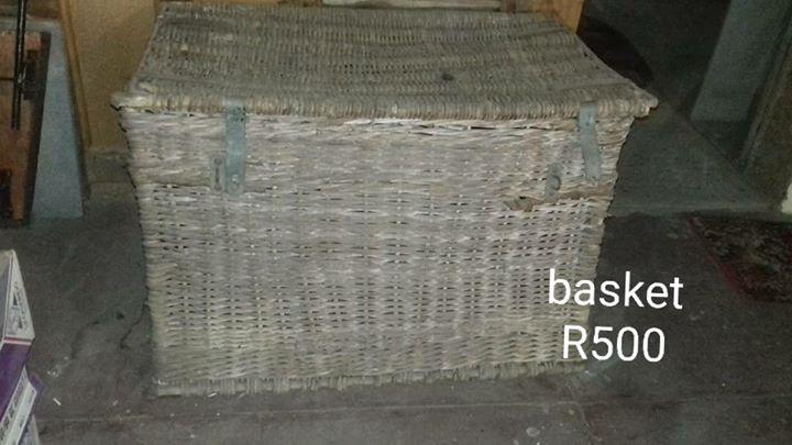 Light woven basket for sale