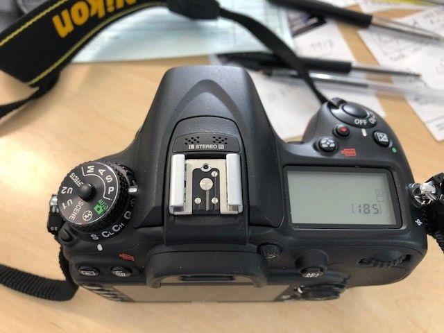Nikon D7100 Sigma 50-500