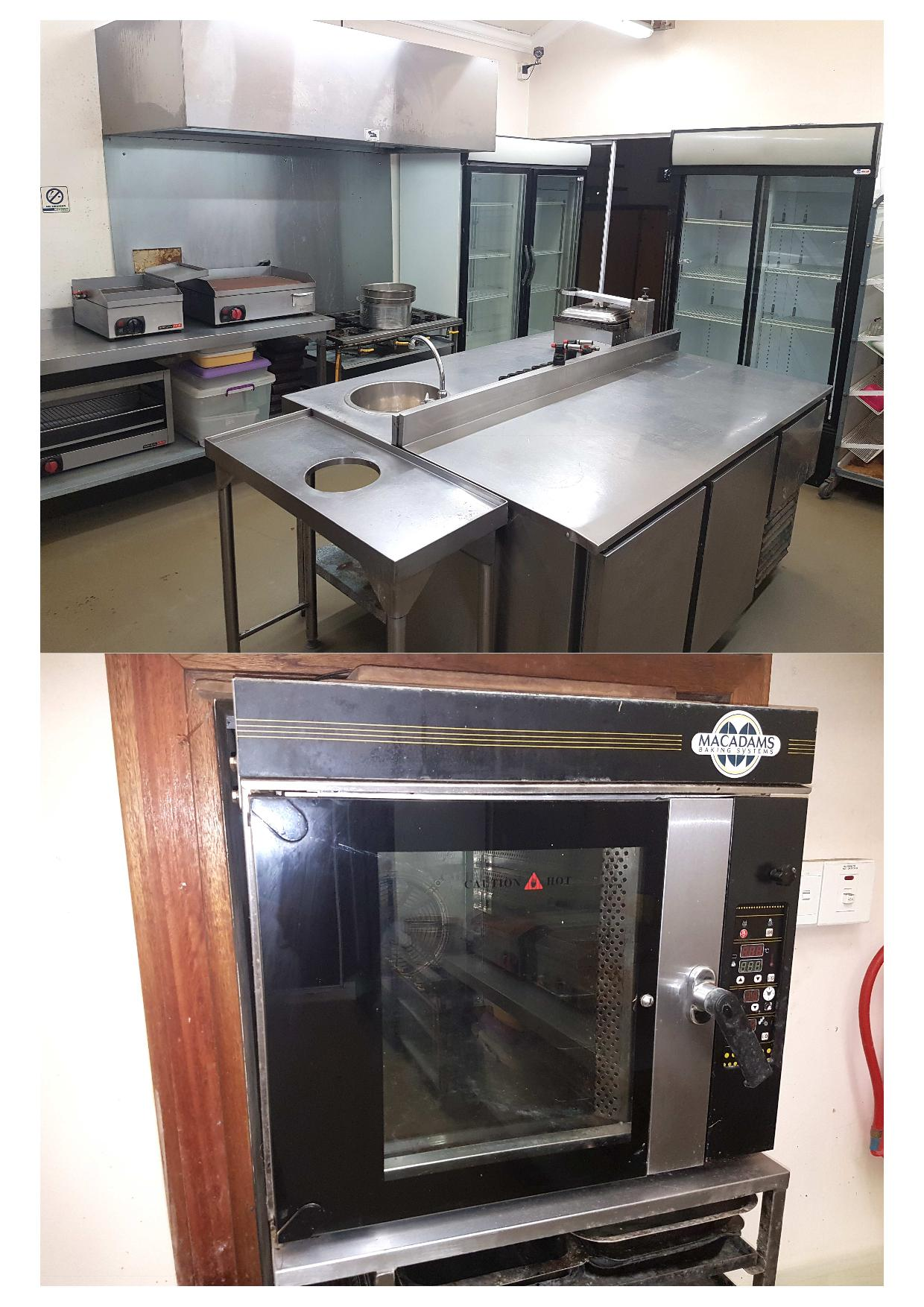 Commercial Kitchen Appliances and Fittings