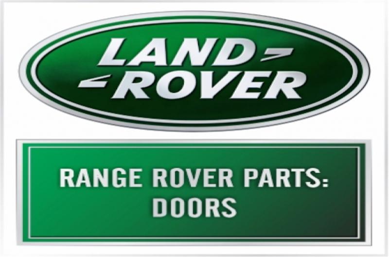 Range Rover Doors