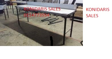 "SALE on""Stainless Steel Tables"" and Butcher Equipment"