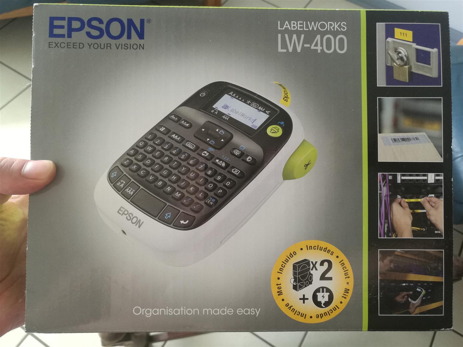Epson LW-400 Label Printer