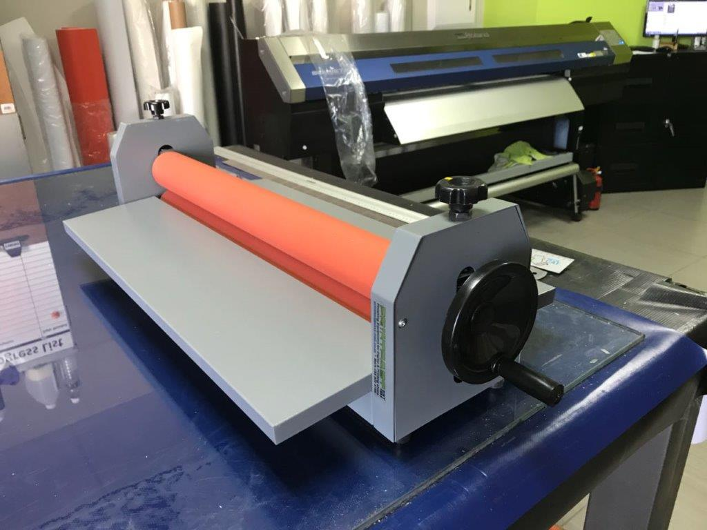 Cold laminator PF700M manual for vinyl application New Bargain Offer R3995 ex vat Wider models available
