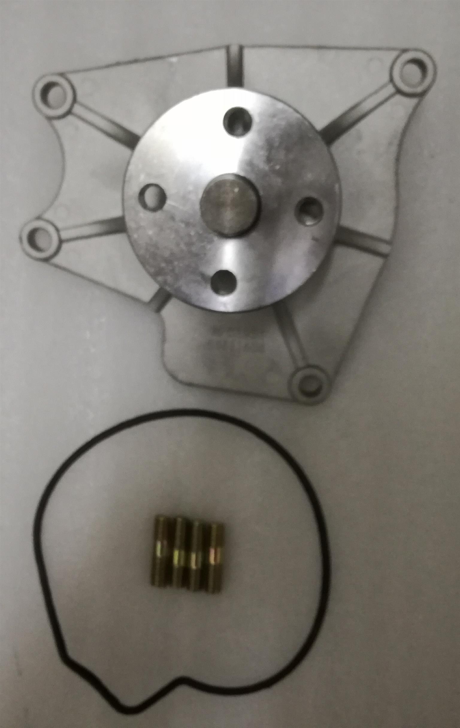 Mitsubishi 4M40/T Water Pump
