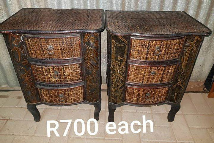 2 Drawer stands for sale