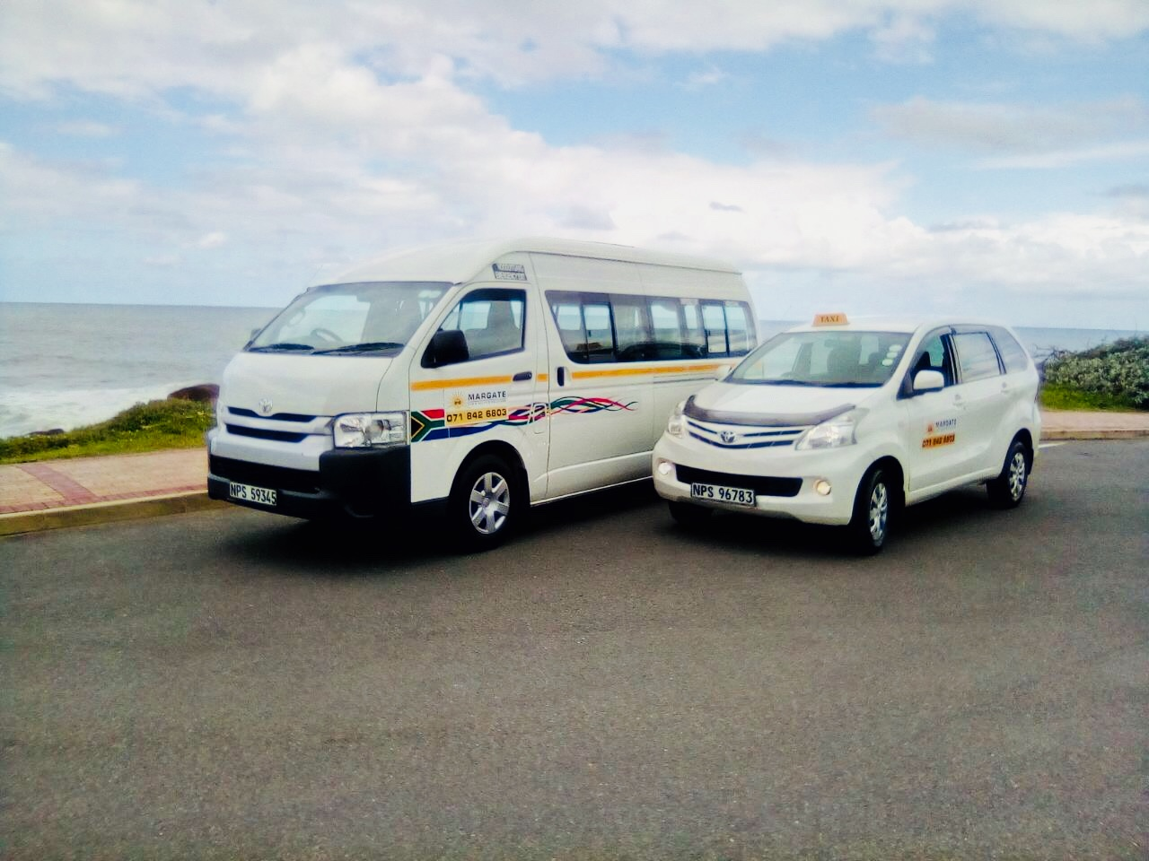 Quantum for hire shuttle services (with driver)