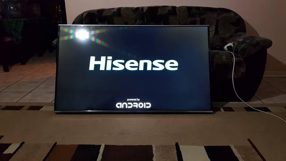 """Hisense 60"""" 3D Smart TV"""