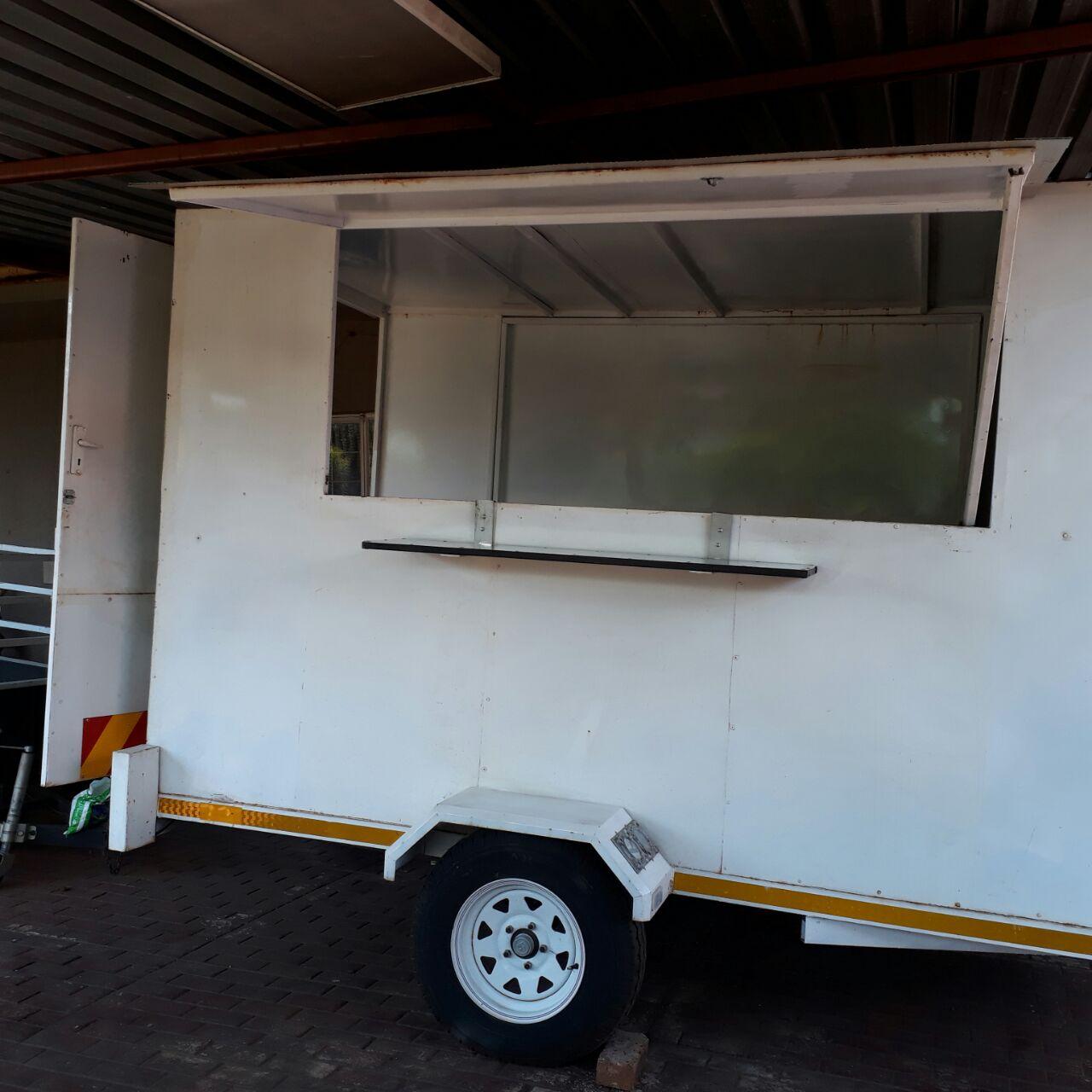 Food trailer for sale | Junk Mail